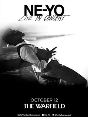 EVENT: Ne-Yo Live at the Warfield October 12