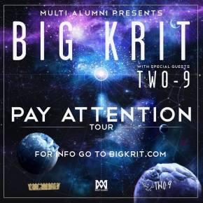 EVENT: Big K.R.I.T. Live at Slim's Oct.29