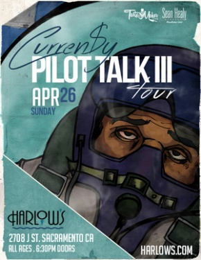 Event: Curren$y Live at Harlow's April 26