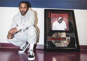 Kendrick Lamar's 'DAMN.' is Officially 2xPlatinum